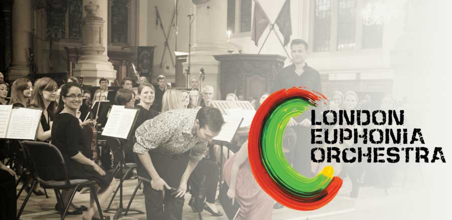 London Euphonia Orchestra concert tickets