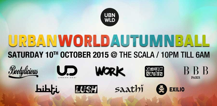 Urban World Autumn Ball