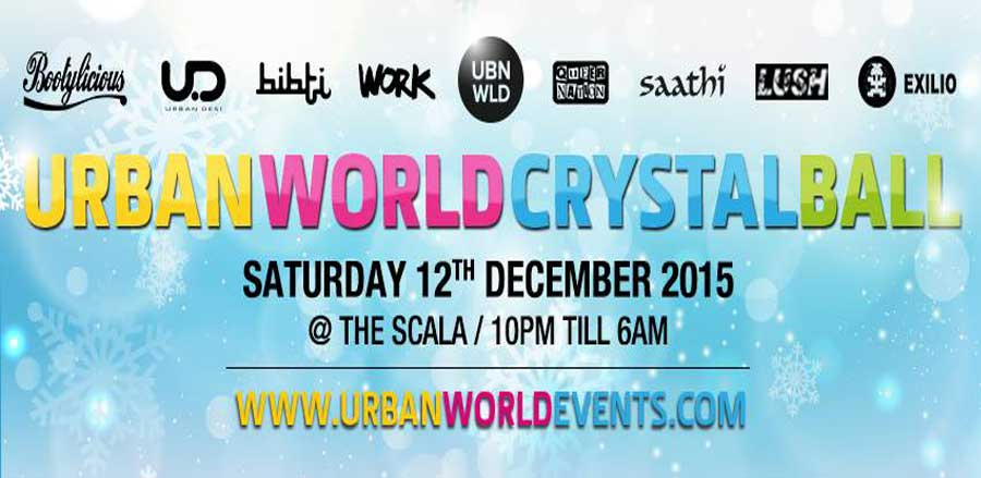Urban World Crystal Ball