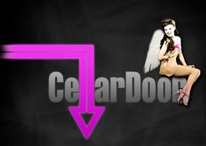 Cellar Door  logo