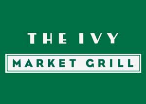 The Ivy Market Grill  logo